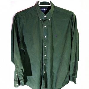 Polo by Ralph Lauren men's size L button-down shir